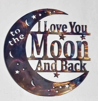 Love Me To The Moon & Back